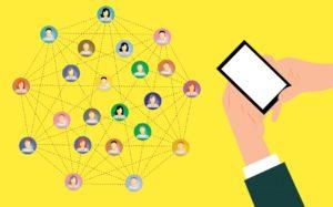 מדיה חברתית לעסקים פרסום יוביז